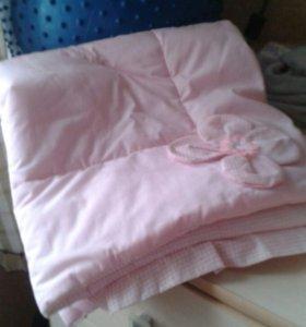 Теплое одеялко