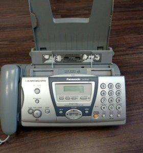 Телефон+факс