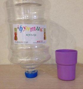 Сменная бутыль для детского кулера