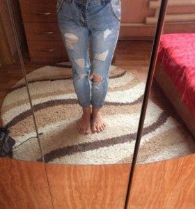 Продам джинсы Boyfriend