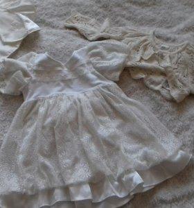 Платье и болеро 2шт