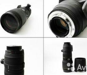 Объектив Sigma 100-300 mm