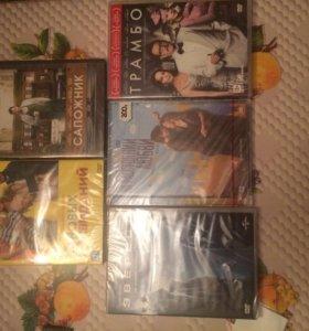 Продам новые Диски DVD! В упаковке