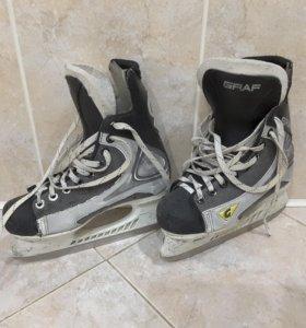 Хоккейные коньки Graf 36р