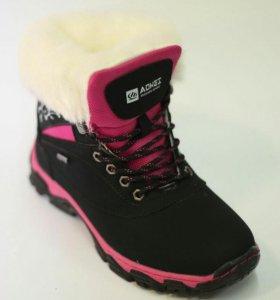 Новые зимние ботинки Aowei
