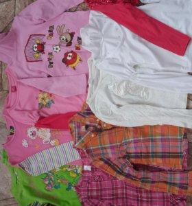 Кофточки и блузки