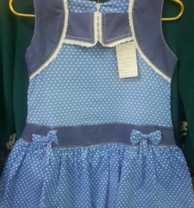 Платья детские( новые)