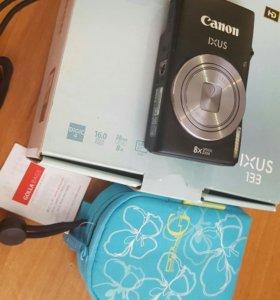 Продам canon ixus 133 16 mp