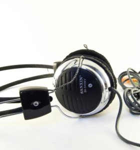 Наушники с микрофоном SANXIN SX-540MV