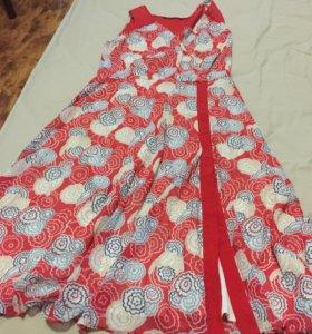 Летнее шикарное платье Zarina