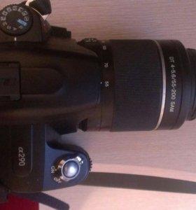 Зеркальная фотокамера Sony a290