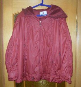 Куртка. Р 60-62