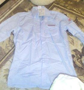 Железнодорожная рубашка