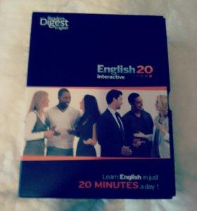пособие по изучению английского дома уровень 1+2
