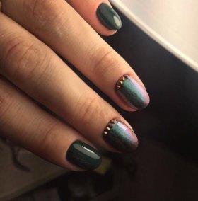 Маникюр,покрытие шеллаком,наращивание ногтей