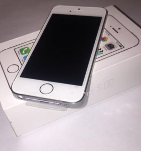 iPhone 5S 32GB LTE silver