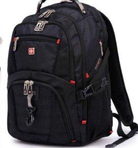 Новый большой фирменный рюкзак SwissGear 5013