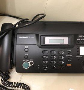 Факс/ телефон Panasonic