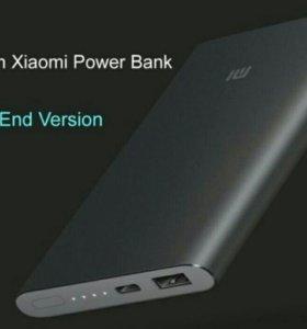 Внешний аккумулятор Xiaomi Power Bank 2 10000mAh