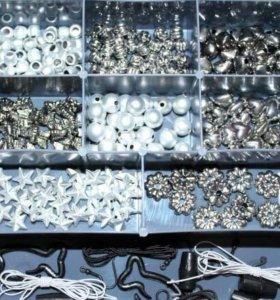 Набор по изготовлению бус и браслетов