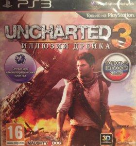 Игра на PS3- UNCHARTED 3 иллюзии Дрейка.