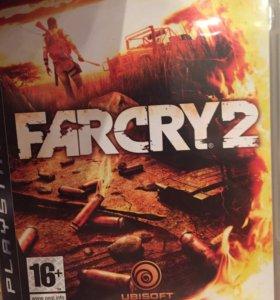 Игра на PS3- FARCRY2.