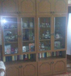 Шкаф 3 секции