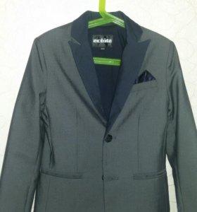 Костюм пиджак+брюки+ рубашка