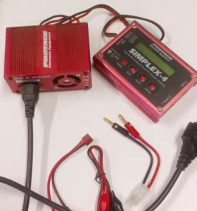 Зарядное устройство Pilotage simplex-4