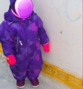 Детский комбинезон Raima teg 74+6