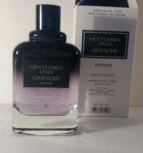 Givenchy Gentlemen only живанши