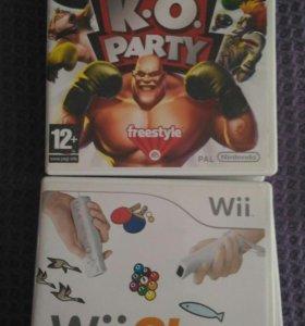 Игры Nintendo Wii