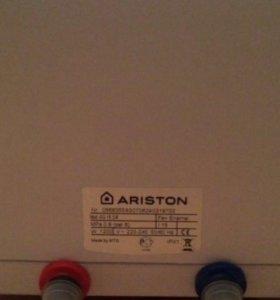 Электрический водонагреватель ariston