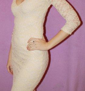 Гипюровое платье ASOS