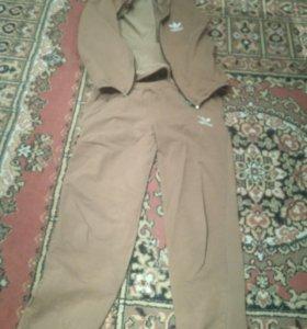 Жилетка и штаны
