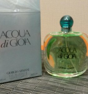 Giorgio Armani Air Di Giola  Woman 100ml