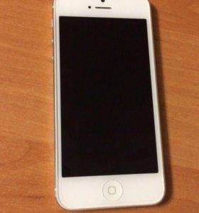 Продам айфон 5 white 16GB