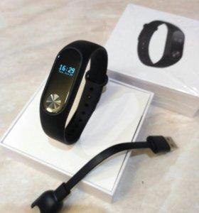 браслеты Xiaomi Mi Band 2 новые, в наличии