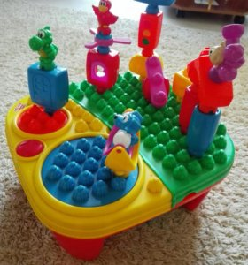 Конструктор Fisher Price