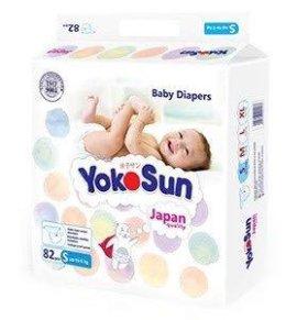 Подгузники Yoko Sun
