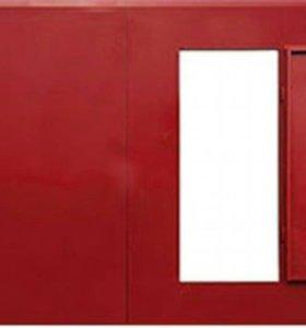 металлические гаражные двери лыткарино