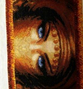 """Картина """"глаза"""""""