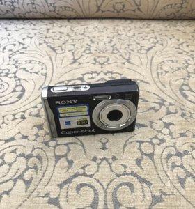Цифровой фотоаппарат sony DSC W90 8.1mega pixels