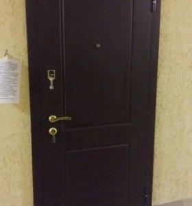 Металлические двери (производство)