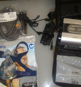 СИПАП ResMed s9 AutoSet + Сlime line+ Quattro mira
