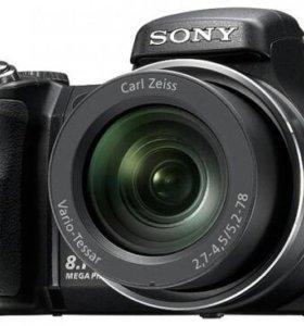 Цифровой фотоаппарат Sony Cyber-Shot DSC-H9