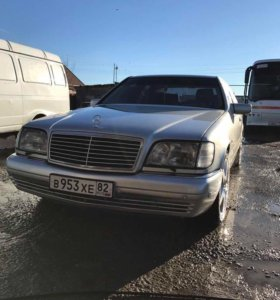 Mersedes S class w140