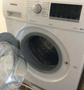 Продаю стиральную машину + сушка Сименс