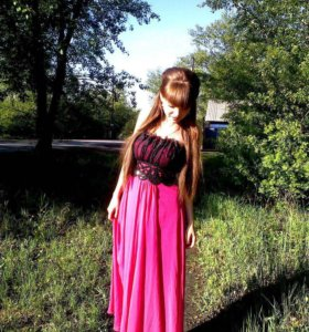 Шикарное платье 👑
