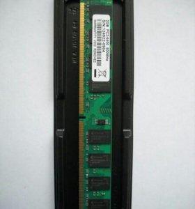 Оперативная память DDR II 2Gb PC2-6400 800MHz